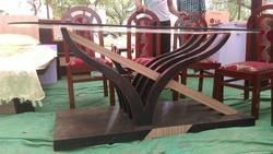 Oowal Coffee Dining Table