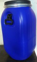 Blue PVC HDPE Open Top Square Container 35 & 45 Ltrs For Chemical Storage, Capacity: 35,45 Litre