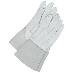 Unisex Grain Leather Tig Welding Gloves, sp 304