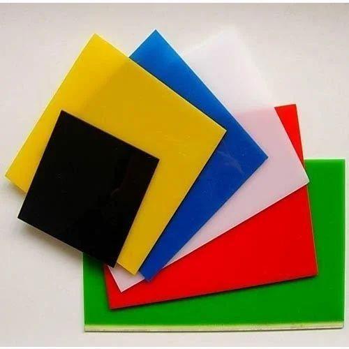 acrylic sheet at rs 65 square meter acrylic glass sheet pmma