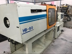 80 Ton Hishiya Injection Molding Machine