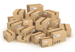 Excellent Quality Brown Shipping Boxes, Material: Cardboard