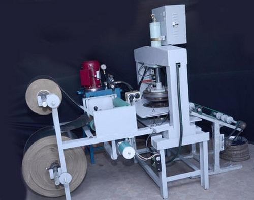 Fully Automatic Paper Thali and Paper Dona making machine