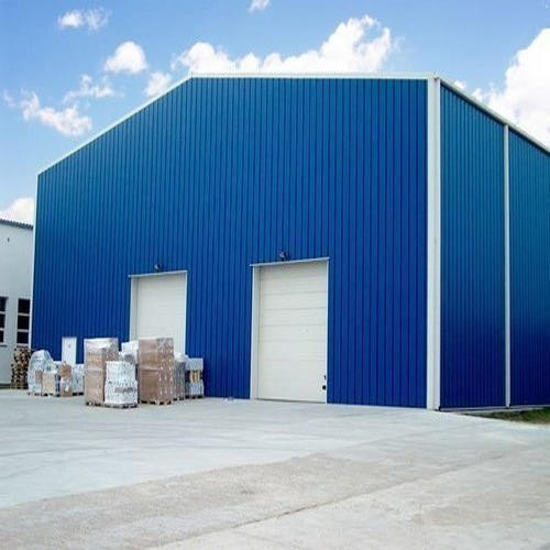 Prefabricated Warehouse Shed