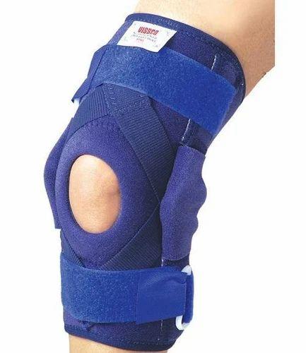 8a09b9d4a7 Vissco Neoprene Hinged Knee Brace, घुटने के ब्रेसेस ...