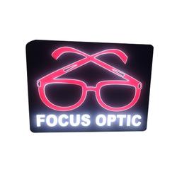 Laser Cut LED Board