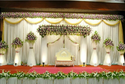 Bridal Stage Decoration