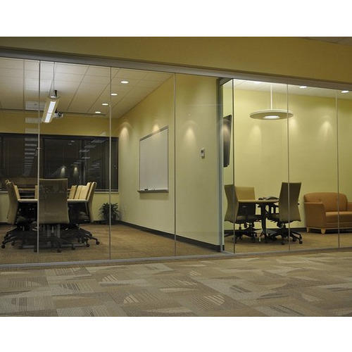 Modern Office Partitions, Wall Partitions - Aluglobe India ...
