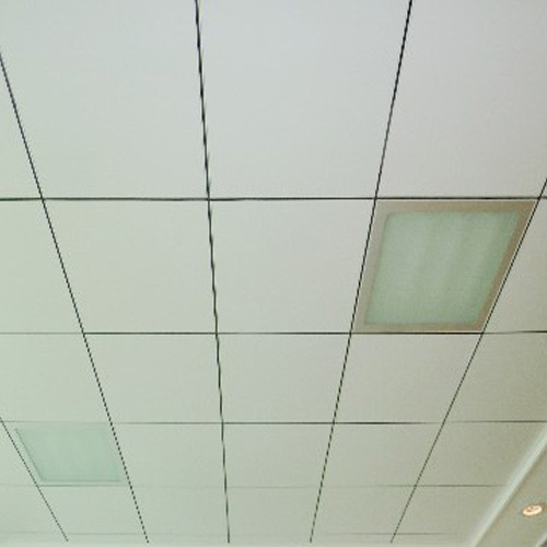 Lay In Metal False Ceiling Thickness 0 5 0 8 Mm Rs 85