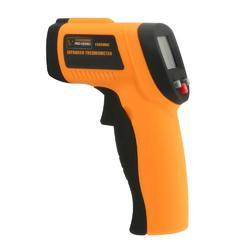 Laser IR Thermometer with Alarm