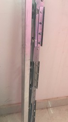 Sliding System For Strip Curtain