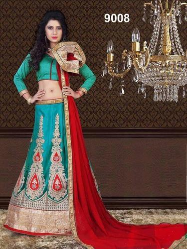 0f2eac8ad9 Latest Collection 2017 - Designer Eid Special Lehenga for Ladies Exporter  from Delhi