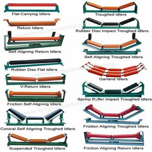 Conveyor Spare Parts Conveyor Idlers Rollers