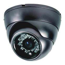 Day & Night Dome CCTV Camera