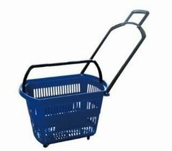 Shopping Wheel Basket