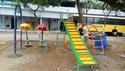Play School Roller Slide with Ladder