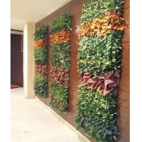 1 Sq Feet Price Plastic Synthetic Vertical Green Wall