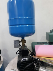 Booster pump service