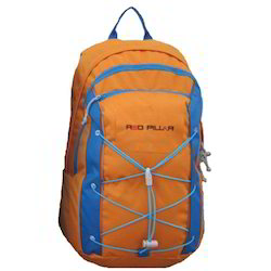 Polyester Hiking Backpack Sindhu Backpack, Capacity: 27 Ltrs