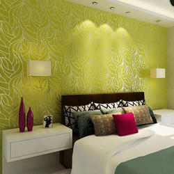 Decorative Wallpaper Designing Services