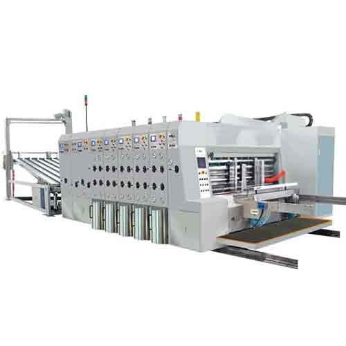 Four Colour Printer Slotter Manufacturer From Faridabad