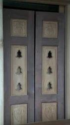 Pooja Room Doors in Coimbatore, Tamil Nadu | Pooja Room ...