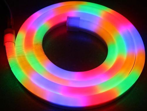 LED Color Changing Pipe Light