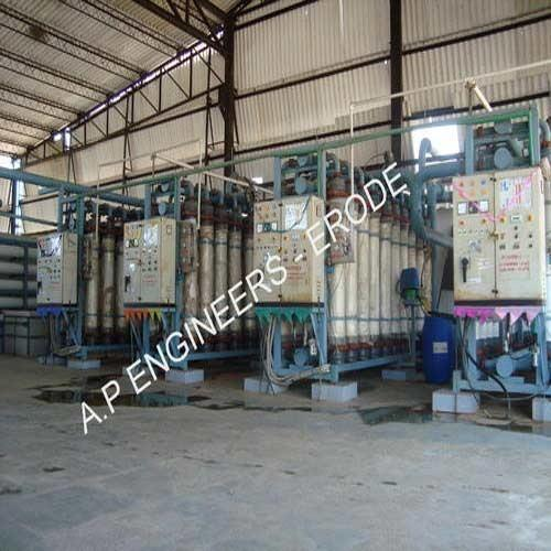 Ultrafiltration And Ro Plants Ultrafiltration And