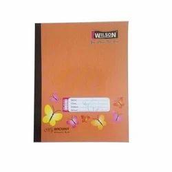 Wilson Original Size Exercise Notebook