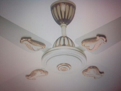 Electrical Decorative Fan