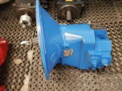 Hydromatik A8V80 SR Model Hydraulic Pump