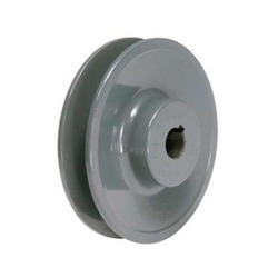 Industrial CI V Belt Pulley