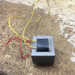 Small Electrical Transformer