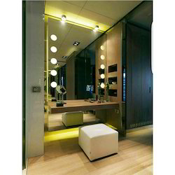 Room LED Mirror