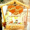 Wooden Happy Birthday Gifts