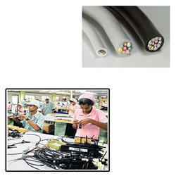 Multi Core Cable for Electronic Industry