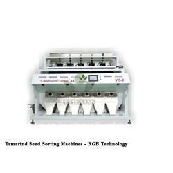 Tamarind Seed Sorting Machines