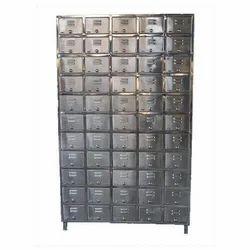 SS Lockers