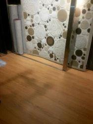 SPIER Fiberboard Wooden Flooring, 10m To 30m