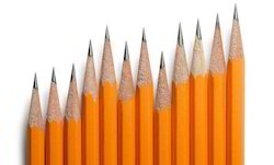 Pencils Printing Service