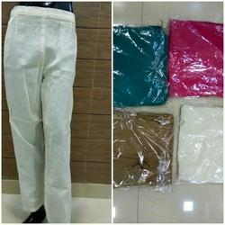 Chinos 4 color available Cotton Pants