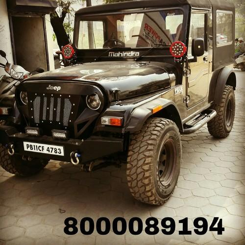 Jeep For Sale & Major Jeep Modified Services Service Provider from