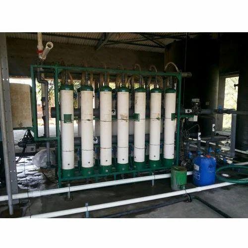 Ultrafiltration Plant Industrial Ultrafiltration Plant