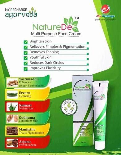 Nature De Multipurpose Face Cream