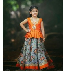 ee46b632ec7 Kids Ghagra Choli - Manufacturers   Suppliers in India
