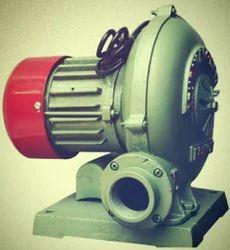 Motorized Air Blower