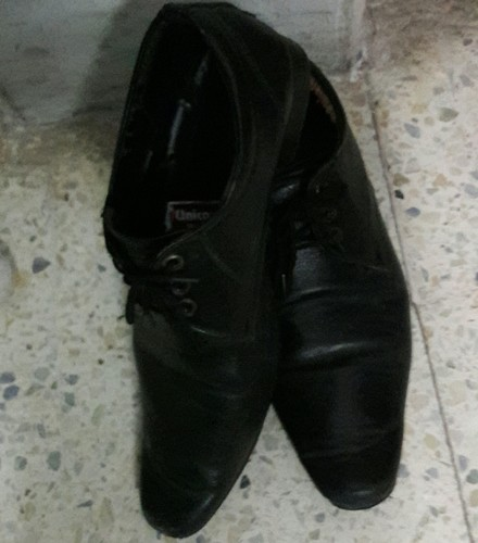 Black,Brown EE Formal Shoe