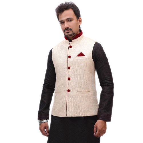 e58aecbb0a Mens Nehru Jacket Kurta Pajama at Rs 750 /piece | पुरुषों ...