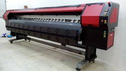 Purajet Solvent Printer km512, Capacity: 400 sq. ft. per hour