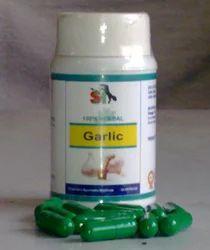 Garlic Supplement Capsules